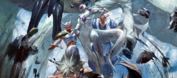 nueva trilogia dragon ball super