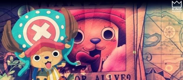One Piece Tony Tony Chopper Wallpapers - wallpaperfolder.com