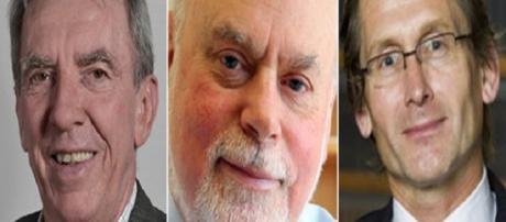 Jean-Pierre Sauvage, Sir J. Fraser Stoddart e Bernard L. Feringa vincitori del Nobel per la Chimica