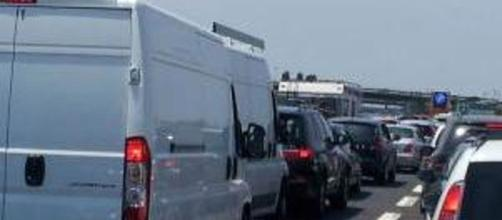 Calabria: incidente in tangenziale, traffico in tilt