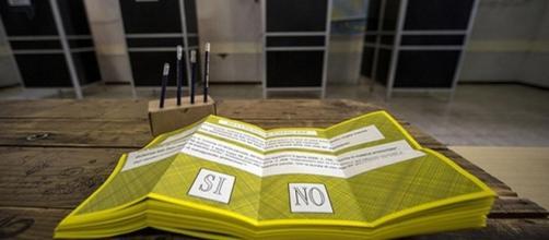 Dubbi di legittimità costituzionale sul referendum