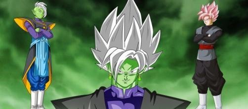 fusion del dios supremo blackzu