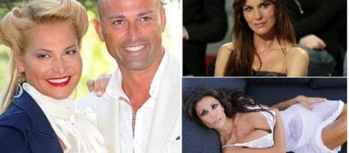 GFVIP: Russo e Bettarini, confessioni pericolose. Simona Ventura parte all'attacco
