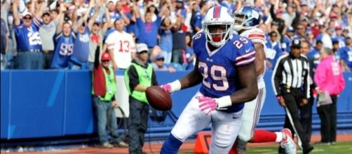 Karlos Williams' Weight Furthers Notion Of Dysfunction - TPS - todayspigskin.com