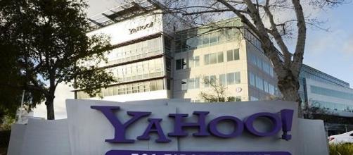La sede di Yahoo! in California.