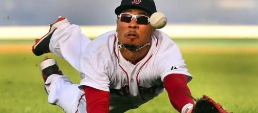 Mookie Betts to give bowling a spin - The Boston Globe - bostonglobe.com