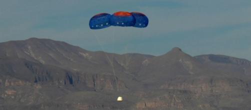 NASA - Blue Origin Completes Pad Escape Test - nasa.gov