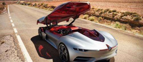 Renault Trezor Electric GT Car | HYPEBEAST