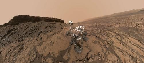 Self-portrait of NASA's Curiosity Mars rover   NASA/JPL-Caltech/MSSS (www.jpl.nasa.gov - public domain)