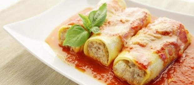 Cannelloni napoletani di Anna Serpe