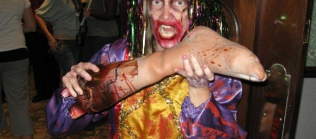 Channel your inner zombie for the Zombie Walk (Photo by Barb Nefer)