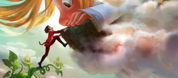 Disney Announces Gigantic, Based on Jack and the Beanstalk - slashfilm.com