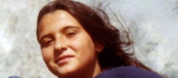 Emanuela Orlandi in una foto d'epoca