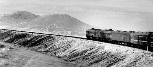 Il completamento della Ferrovia Transiberiana, 100 anni fa