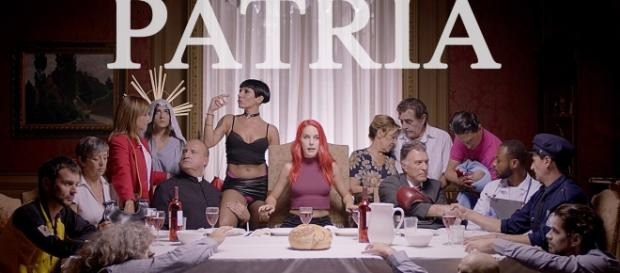 Imagen del famosísimo vídeo erótico con mensaje político.