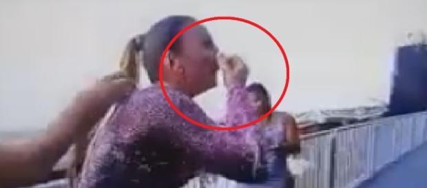 Ivete Sangalo é flagrada em vídeo polêmico - Imagem/Reprodução