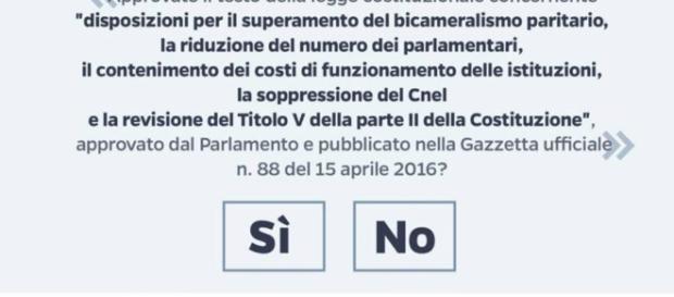 Referendum costituzionale: M5S e SI presentano ricorso - nextquotidiano.it