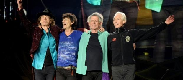 Rolling Stones anunciam novidades
