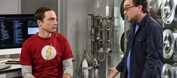 The BIg Bang Theory 10x03:- peru.com
