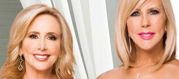 What on Earth Does Vicki Gunvalson Have on Shannon Beador on The ... - eonline.com