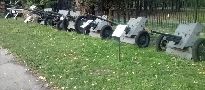 Do Muzeum Wojska Polskiego w Warszawie zawsze warto zajrzeć