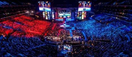 Campeonato Mundial de League of Legends lota estádio