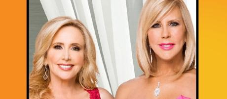 'Real Housewives of Orange County has Vicki threatening to spill a whooper of a secret on Shannon! Photo: Blasting News Library -eoline