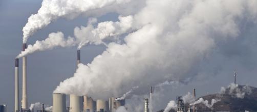 contaminación ambiental en las grandes ciudades