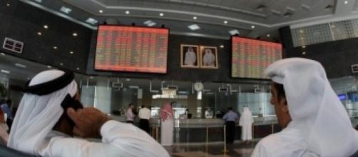 investitori arabi salveranno dal crollo la Deutsche Bank
