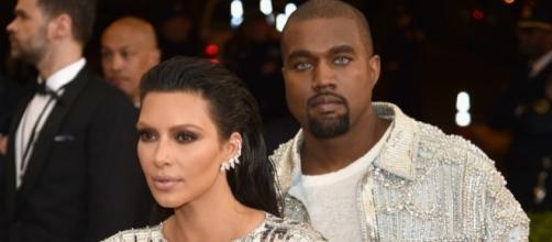 Kim Kardashian And Kanye West step out. Photo: Blasting News Library - inquisitr.com