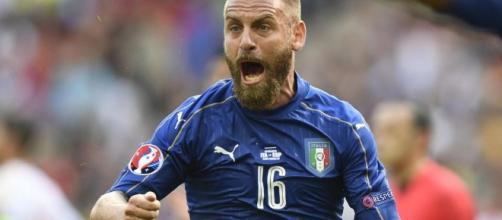 La Uefa premia De Rossi a Torino per le 100 presenze in azzurro ... - eurosport.com