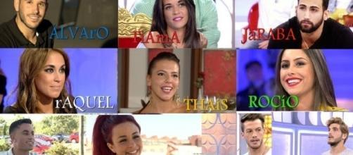 Los diez candidatos oficiales a los tronos de Mujeres y Hombres y Viceversa