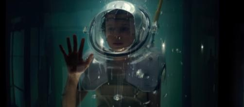 Millie Bobby Brown's character Eleven in Netflix's Stranger Things. YouTube (Screencap-Netflix)
