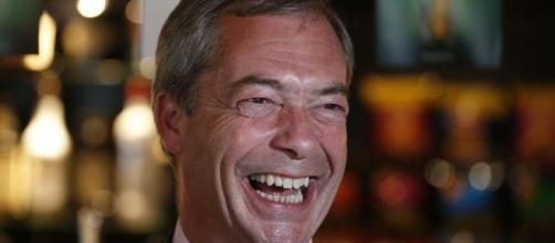 Nigel Farage, former leader of the Ukip, is back to an interim leadership after Diane James' resignation.