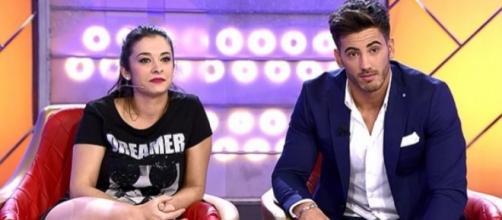 Ruth destapa en MYHYV su relación a espaldas del programa con Iván