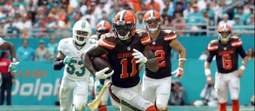 Sandusky Register: Receiver, quarterback, throwback: Browns' Pryor ... - sanduskyregister.com