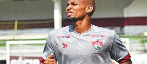 Wellington Silva lamenta tropeço contra o Santos, mas permanece confiante em vaga na Libertadores (Foto: Esporte Interativo)