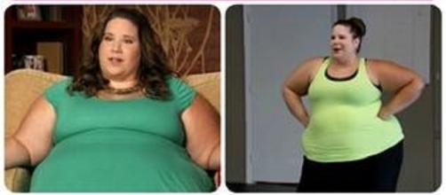 "Whitney Way Thore of ""My Big Fat Fabulous Life"" TLC. Wikimedia"