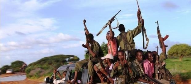 Al-Shabaab hostage rescued 2014 ] Photo by AMISOM Public Information, via Wikipedia.com