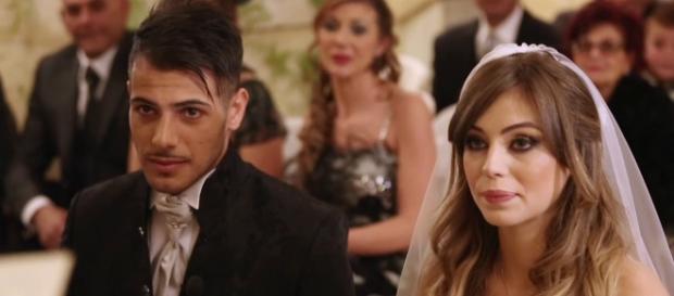 Aldo Palmeri ha messo fine al suo matrimonio con Alessia Cammarota