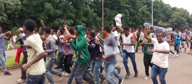Dal web Times of Israel, scontri nella regione di Oromo