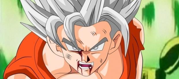 En este nivel son Goku podría encerrar facilmente a Zamasu y Black