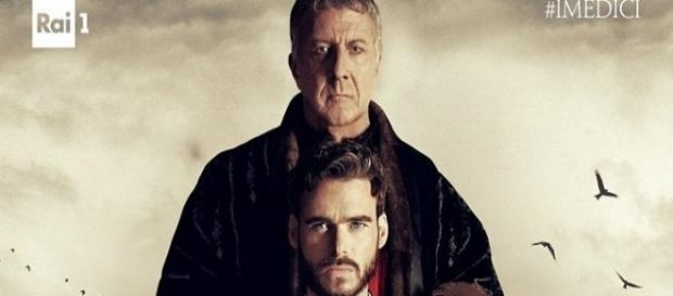Fiction I Medici su Rai 1: Dustin Hoffman e Richard Madden