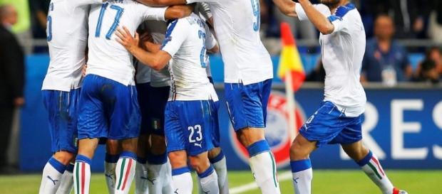 FOTOS: Italia da una lección de oficio en la Eurocopa | Minuto30.com - minuto30.com