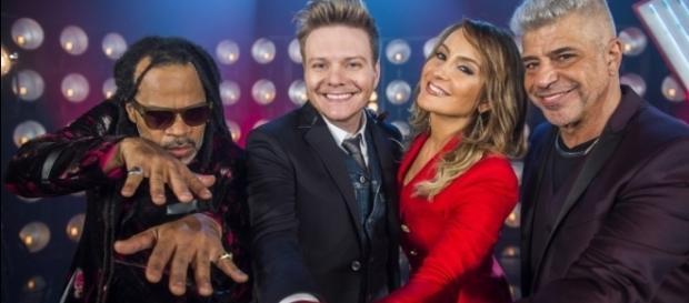 """Globo estreia """"The Voice Brasil"""" com sucesso absoluto"""