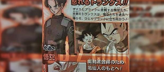 Goku volverá a entrenar con el Maestro Roshi