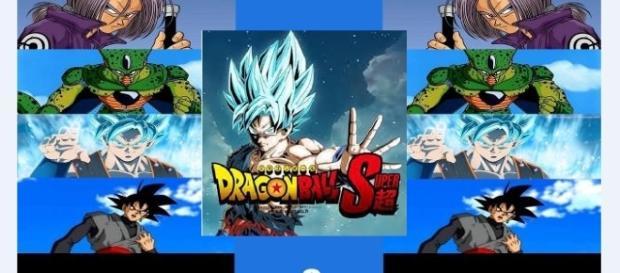 Las líneas del tiempo de Dragon Ball Super.