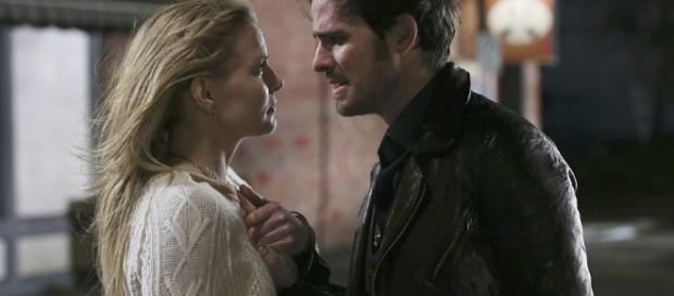 Once Upon a Time Captain Swan 6x02 — tumblr.com