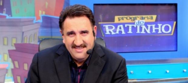 Ratinho entrevista João Dória em seu programa