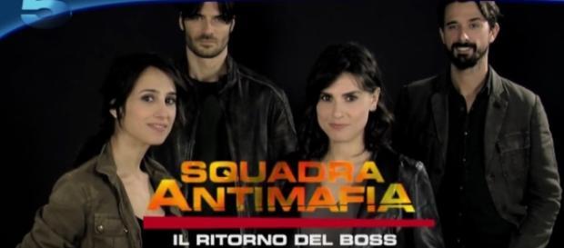 Squadra Antimafia 8 anticipazioni sesta puntata